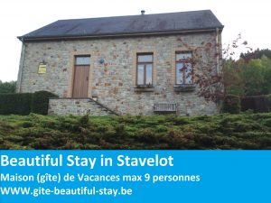 Logo maison de vacances Stavelot (Beautiful Stay in Stavelot)